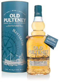 Old Pulteney Scotch Single Malt Navigator 750ml